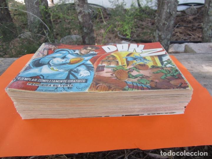 DON Z , 90 EJEMPLARRES , COLECCION COMPLETA , MAGA 1959 , ORIGINAL , CADA UNO EN SU FUNDA (Tebeos y Comics - Maga - Don Z)