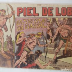 Giornalini: PIEL DE LOBO Nº12 EL TEMPLO DEMARFIL. Lote 177793868