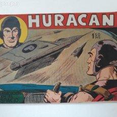 Livros de Banda Desenhada: HURACAN. Nº 12. - PERSECUCION EN EL ESPACIO. ORIGINAL. EDITORIAL MAGA. 1960.. Lote 178070882