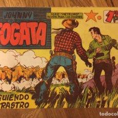 Tebeos: JOHNNY FOGATA, Nº 15 - MAGA, ORIGINAL - GCH. Lote 178091434