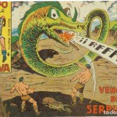 Tebeos: RAYO DE LA SELVA Nº 69 PROCEDE ENCUADERNACION PERO BIEN CONSERVADO. Lote 178112192
