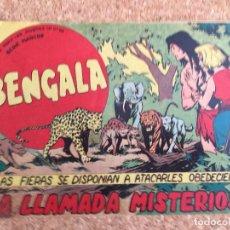 Livros de Banda Desenhada: BENGALA, Nº 53 - MAGA, ORIGINAL - GCH. Lote 178196941
