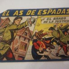 Tebeos: EL AS DE ESPADAS N 27. Lote 178799105