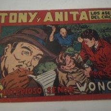 Tebeos: TONY Y ANITA COMIC N 50. Lote 178863800