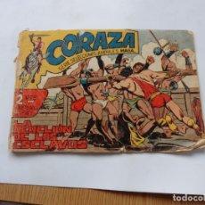 Tebeos: CORAZA Nº 12 MAGA ORIGINAL. Lote 178880395