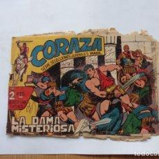 Tebeos: CORAZA Nº 18 MAGA ORIGINAL. Lote 178880478