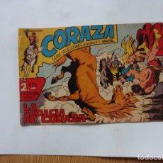 Tebeos: CORAZA Nº 20 MAGA ORIGINAL. Lote 178880561