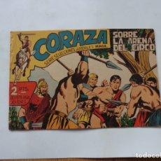 Tebeos: CORAZA Nº 23 MAGA ORIGINAL. Lote 178880693