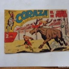 Tebeos: CORAZA Nº 24 MAGA ORIGINAL. Lote 178880753