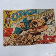 Tebeos: CORAZA Nº 32 MAGA ORIGINAL. Lote 178880820