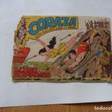 Tebeos: CORAZA Nº 43 MAGA ORIGINAL. Lote 178880871