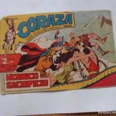 Tebeos: CORAZA Nº 44 MAGA ORIGINAL. Lote 178880975