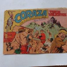 Tebeos: CORAZA Nº 59 MAGA ORIGINAL. Lote 178881041