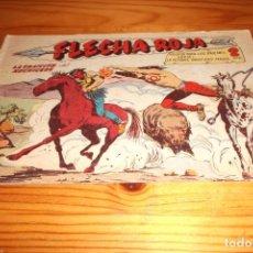 BDs: FLECHA ROJA - LA TRAICION DEL HECHICERO - NUMERO 41. Lote 178923118