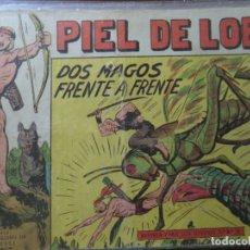 Tebeos: PIEL DE LOBO ORIGINAL Nº22. Lote 178956447