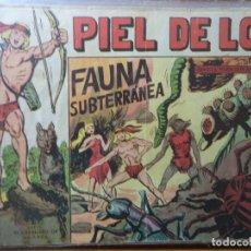 Tebeos: PIEL DE LOBO Nº 24 ORIGINAL. Lote 178956600