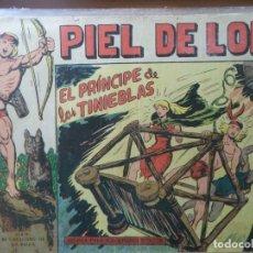 Tebeos: PIEL DE LOBO Nº 25 ORIGINAL. Lote 178956663