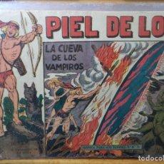 Tebeos: PIEL DE LOBO Nº 27 ORIGINAL. Lote 178956696