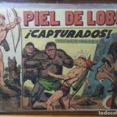Tebeos: PIEL DE LOBO Nº 28 ORIGINAL. Lote 178956947