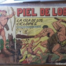 Tebeos: PIEL DE LOBO Nº30 ORIGINAL. Lote 178957042