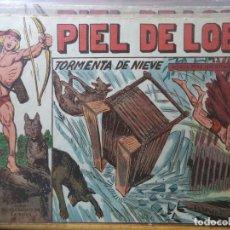 Tebeos: PIEL DE LOBO Nº32 ORIGINAL. Lote 178957102