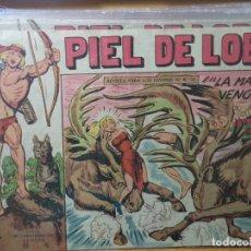 Tebeos: PIEL DE LOBO Nº 33 ORIGINAL. Lote 178957188