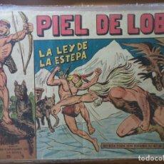 Tebeos: PIEL DE LOBO Nº 34 ORIGINAL. Lote 178957246