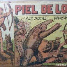 Tebeos: PIEL DE LOBO Nº35 ORIGINAL. Lote 178957438