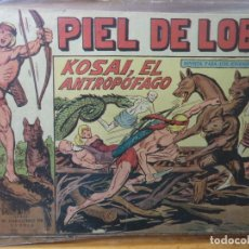 Tebeos: PIEL DE LOBO Nº 37 ORIGINAL. Lote 178957855
