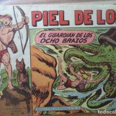 Tebeos: PIEL DE LOBO Nº 44 ORIGINAL. Lote 178958417