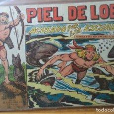 Tebeos: PIEL DE LOBO Nº 45 ORIGINAL. Lote 178958495