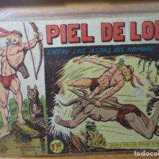 Tebeos: PIEL DE LOBO Nº 47 ORIGINAL. Lote 178958583