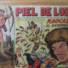 Tebeos: PIEL DE LOBO Nº51 ORIGINAL. Lote 178958976