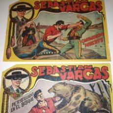 Tebeos: SEBASTIAN VARGAS COMIC N15 N 13. Lote 178995877