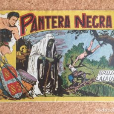 Tebeos: PANTERA NEGRA, Nº 21 - MAGA, ORIGINAL - GCH. Lote 179138840