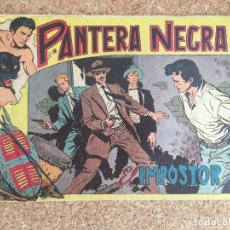 Tebeos: PANTERA NEGRA, Nº 28 - MAGA, ORIGINAL - GCH. Lote 179139172