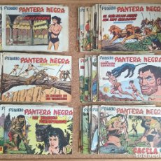 Tebeos: LOTE 162 NUMEROS PEQUEÑO PANTERA NEGRA - CASI CONSECUTIVOS - MAGA, ORIGINAL - GCH. Lote 179151037
