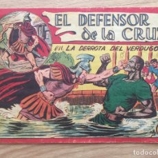 Tebeos: EL DEFENSOR DE LA CRUZ Nº 12 - MAGA, ORIGINAL - GCH. Lote 180092066