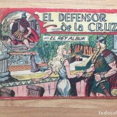 Tebeos: EL DEFENSOR DE LA CRUZ Nº 15 - MAGA, ORIGINAL - GCH. Lote 180092246
