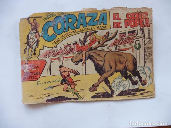 CORAZA Nº 24 MAGA ORIGINAL (Tebeos y Comics - Maga - Otros)
