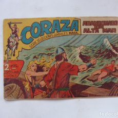 Tebeos: CORAZA Nº 41 MAGA ORIGINAL. Lote 180345343
