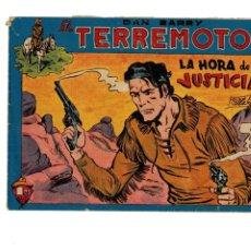 Giornalini: DAN BARRY EL TERREMOTO Nº 52. ORIGINAL. BUENO.. Lote 181092710