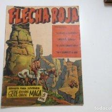 Tebeos: FLECHA ROJA Nº 5 MAGA. Lote 181807793
