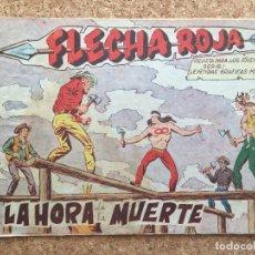 Tebeos: FLECHA ROJA Nº 19 - MAGA, ORIGINAL - GCH. Lote 181882251