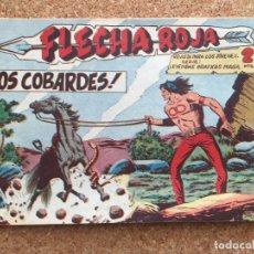 BDs: FLECHA ROJA Nº 55 - MAGA, ORIGINAL - GCH. Lote 181883282