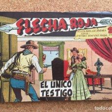 BDs: FLECHA ROJA Nº 53 - MAGA, ORIGINAL - GCH. Lote 181883547