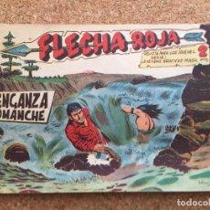 BDs: FLECHA ROJA Nº 56 - MAGA, ORIGINAL - GCH. Lote 181883852
