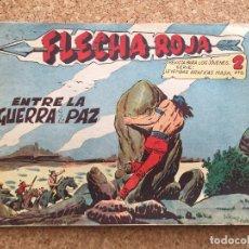 BDs: FLECHA ROJA Nº 57 - MAGA, ORIGINAL - GCH. Lote 181883975