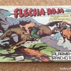 BDs: FLECHA ROJA Nº 65 - MAGA, ORIGINAL - GCH. Lote 181884417