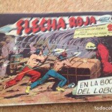 BDs: FLECHA ROJA Nº 69 - MAGA, ORIGINAL - GCH. Lote 181884575